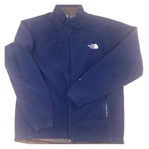 BARELY WORN North Face Windwall Jacket